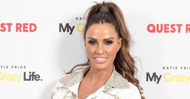 Katie Price, 40, overwhelm the youth in the picture organic beauty: plastic surgery changed his appearance completely – see and compare