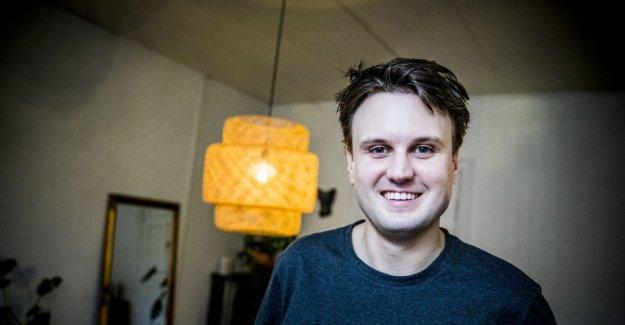 Kevin Vågenes: - I have all the worst characteristics of my grades