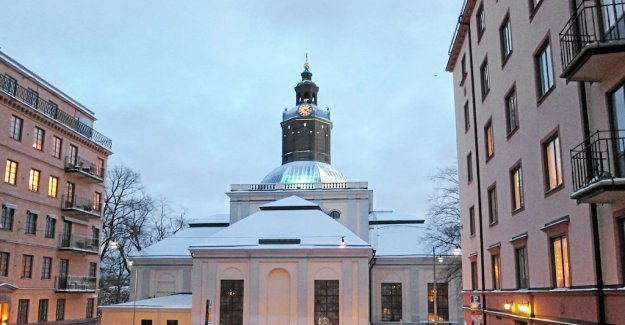 Konsertrecension: christmas Oratorio in Kungsholms church is a gem