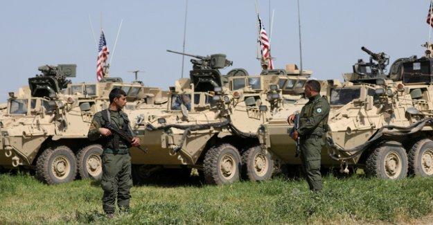 Kurds demand security zone under UN control