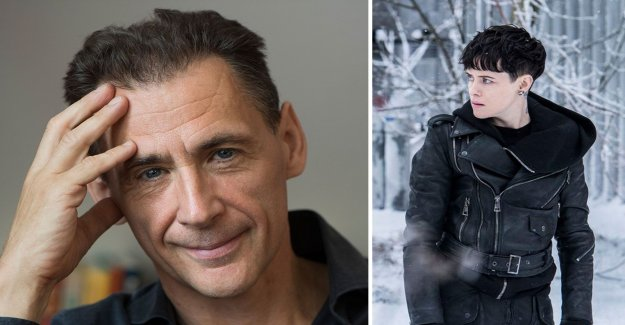 Lagercrantz does not want to write the new Millennium