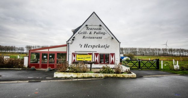 Landlord will not have to pay for repairs: after 128 years, the end ribs à volonté 't Hespekotje