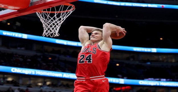 Lauri Markkanen celebrate his son's first birthday in Miami: Bulls win - players earn themselves a day off