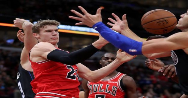 Lauri Marks, and Chicago bull because again, awkward - a guest victory overwhelmed by the Nets caused a fourth consecutive defeat