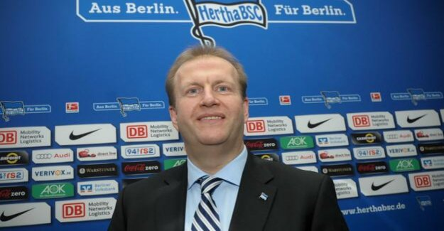 League and a Business by : Ingo Schiller: Hertha will be 600 million euros in value