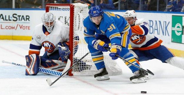 Lehners storspel behind the Islanders victory