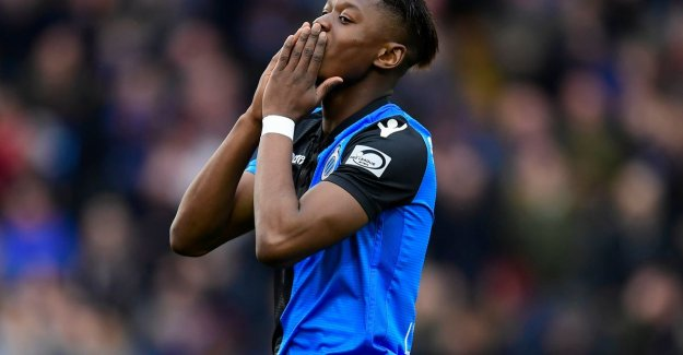 L'équipe open filthy potty about transfer of Limbombe: He was gebrainwasht by Mogi Bayat
