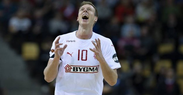 Lighthouse showed CHAMPIONSHIP form when Denmark thrashed Hungary