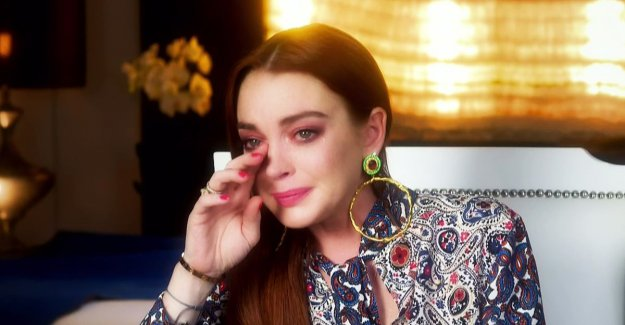 Lindsay Lohan crawls out of the abyss, but is mercilessly slated: She is a disgrace to humanity