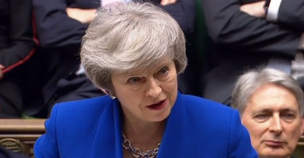 Live: vote of no confidence against Theresa May