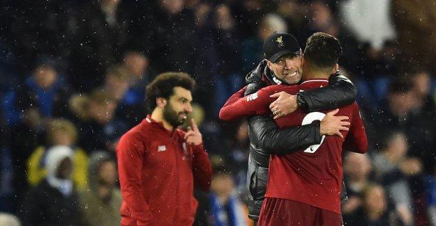 Liverpool back in the vinnarspåret again