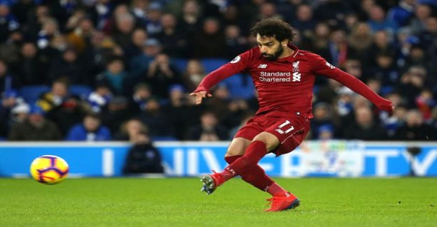 Liverpoolilla nerve ball Leicesteriä against - now not stumble!