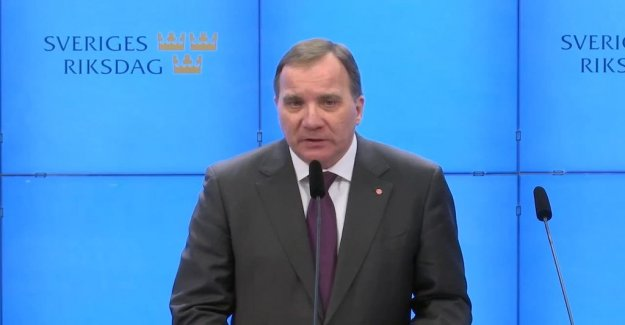 Löfven ready to be prime minister