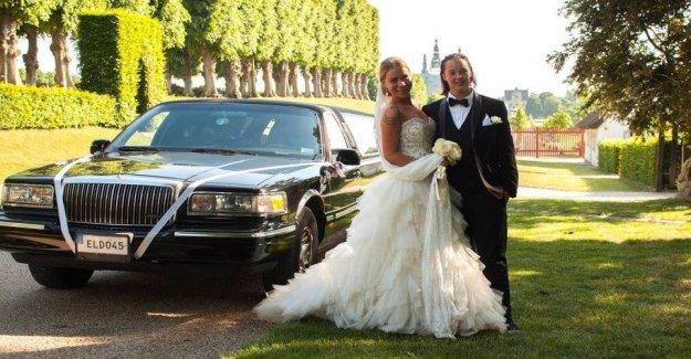 Love burst: Danish realitydeltager divorce