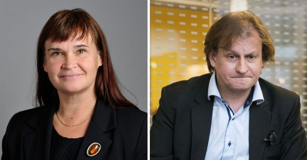 MP-peaks Schlyter, Lillemets and Mutt leave the party
