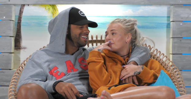 MTV: Love Island Finland won the Aura and Jeffrey divorced - the Overall distortion was bad nerve