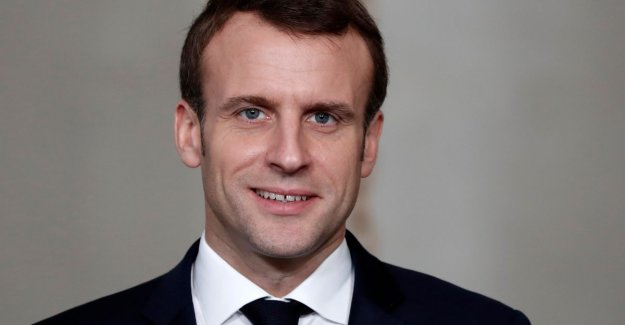 Macron writes a letter to the French: the National debate is not the election or referendum
