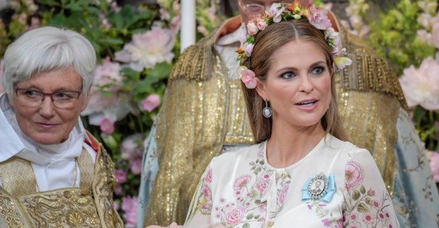 Madde worked at least of the royals of Scandinavia
