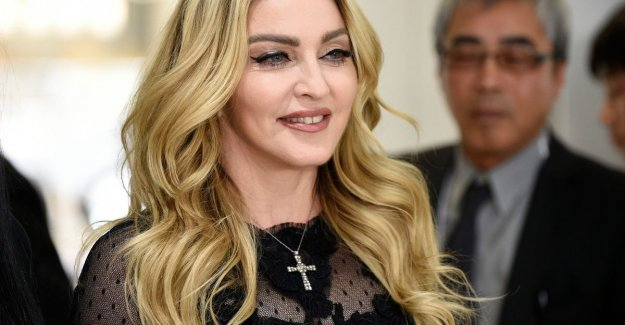 Madonna reacts to uproar over her buttocks: I may with my own body do what I want