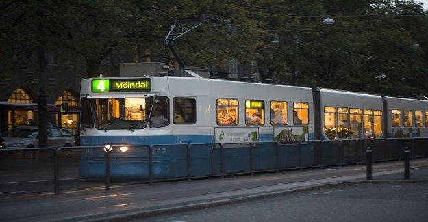 Major power failure in Gothenburg – tram services paralysed