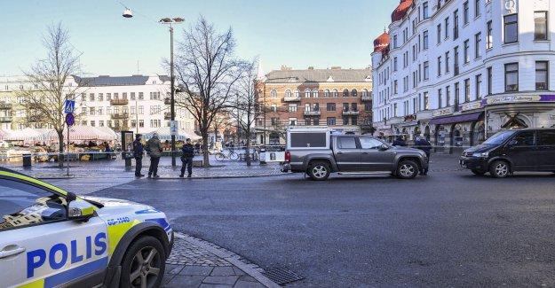 Man in custody suspected of rape in Malmö