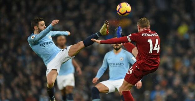 Manchester City beats Liverpool FC : football is not just intensity and Pressing