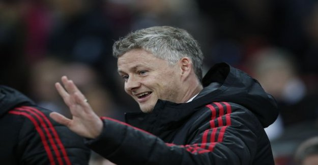 Manchester United's winning streak - on the way to next season's Champions league qualifying series rankings