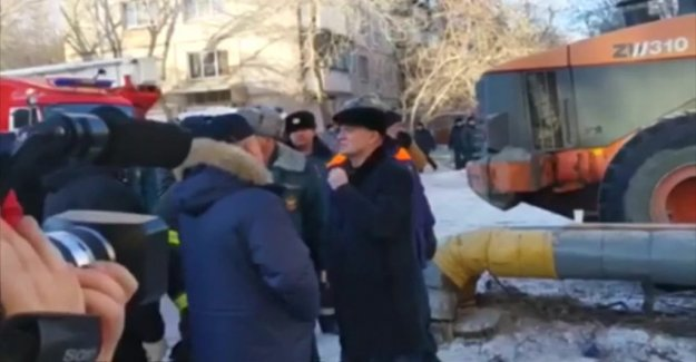 Many are missing after the deadly husras in Russia