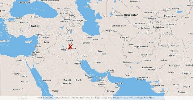 Many injured in quake in Iran