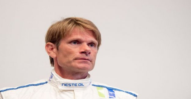 Marcus Grönholm return to the WORLD rally path, and I saw Tommi Mäkinen assess the veteran's potential