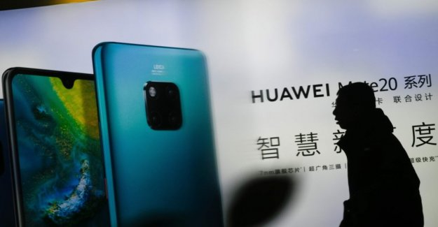 Marianne Björklund: Huawei's prosecution a blow to the trade negotiations