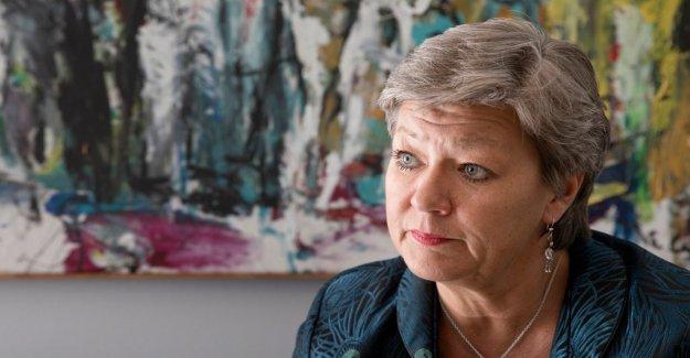 Martin Liby Troein: there you go, Ylva Johansson
