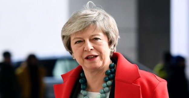 May is fighting for Brexit Deal