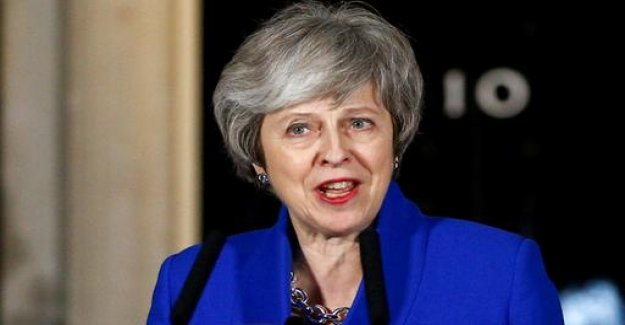 May talks with the Opposition about the Alternatives for Brexit