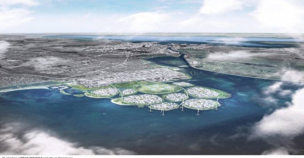 Mayors of the wonders of artificial islands: We have space right now