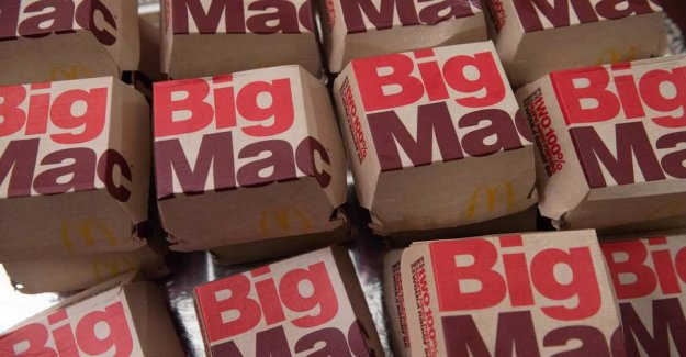 McAstrofe: Big defeat to the burger giant