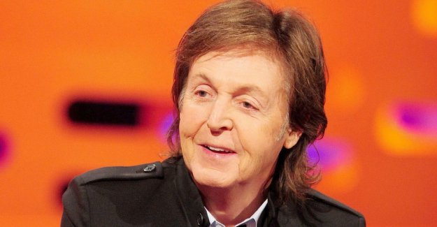 McCartney opens up about the Beatles-the breach