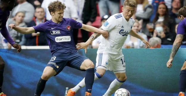 Media: AGF download play in FC Midtjylland