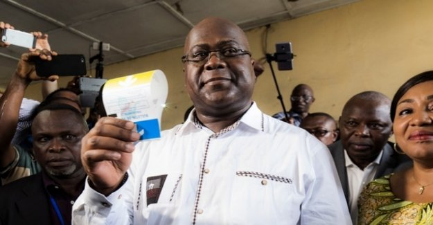 Media and document fraud in the presidential election in the Congo