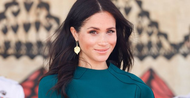 Meghan Markle gave last year almost 480.000 euros on new clothes - five times more than other European royals