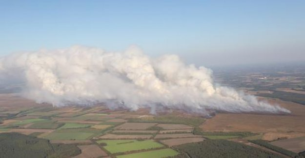 Meppen moor fire: Too many errors, too little communication