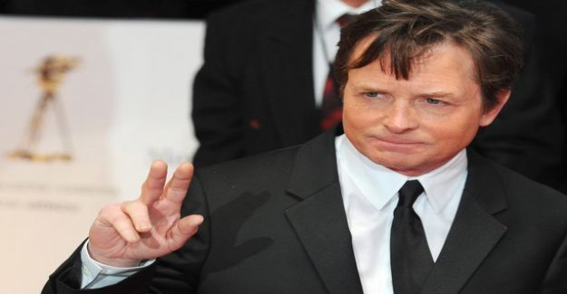 Michael J. Fox took the first tattoo I did not tell the beautiful pictures more: a Long story