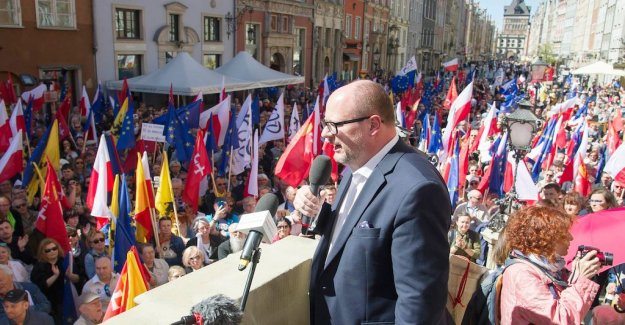 Michael Winiarski: the First political assassination in a long time chocking Poland