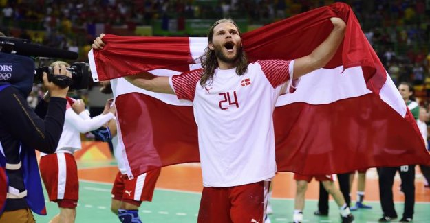 Mikkel Hansen is leaving the WORLD cup camp
