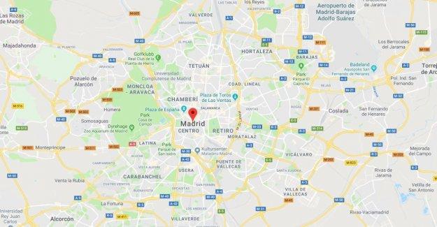 Missing Norwegian woman in Madrid found in good shape