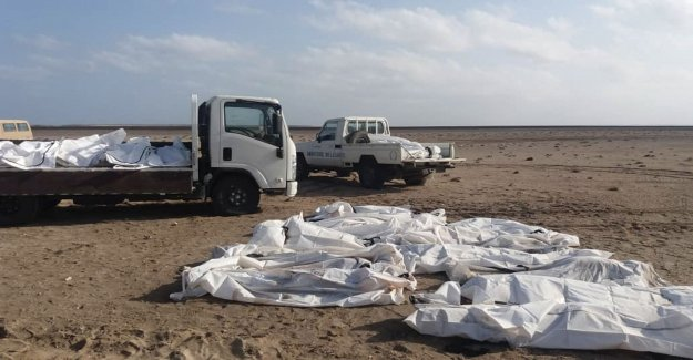 More bodies found – 52 migrants drowned
