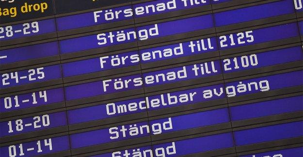 More flights cancelled after strike