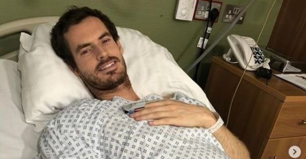 Murray took the risk. Now can his career be over
