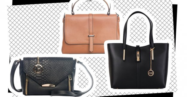 Must have: 3 bags that are not in your collection may be missing