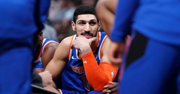 NBA-star, world match – in fear for his life
